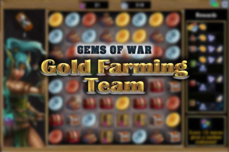 Gold Farming Team